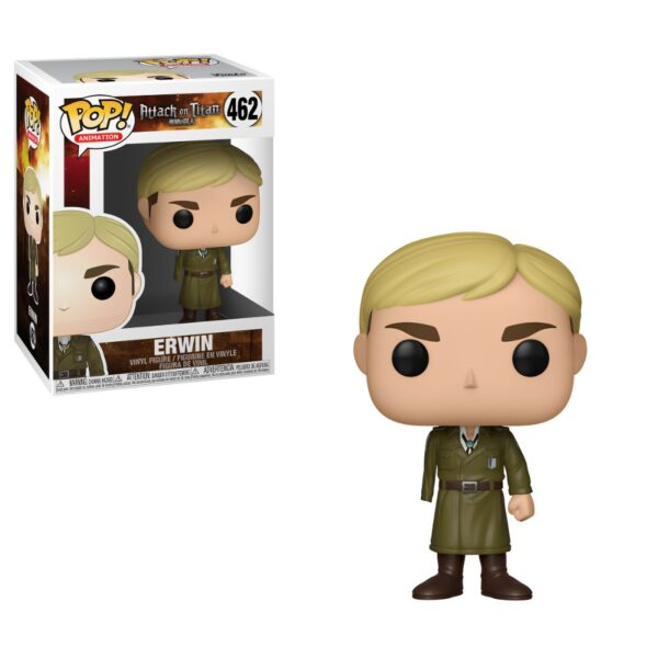 Funko PoP! Attack on Titan 462 Erwin One Armed 1