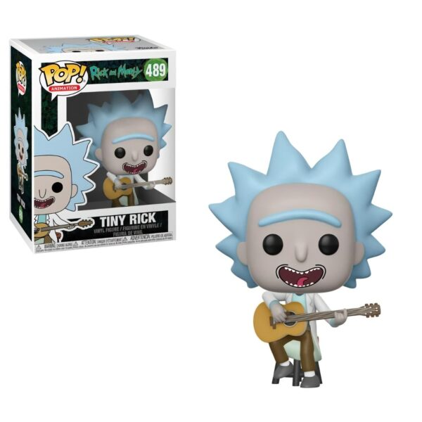 Funko PoP! Rick and Morty 489 Tiny Rick 1