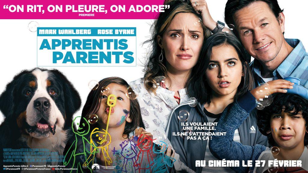 Apprentis Parents (Instant Family) 1