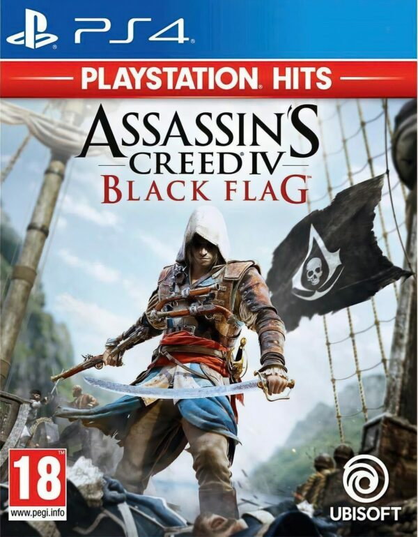 Assassin's Creed IV Black Flag PS4 1