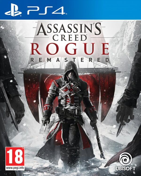 Assassin's Creed Rogue Remastered PS4 1