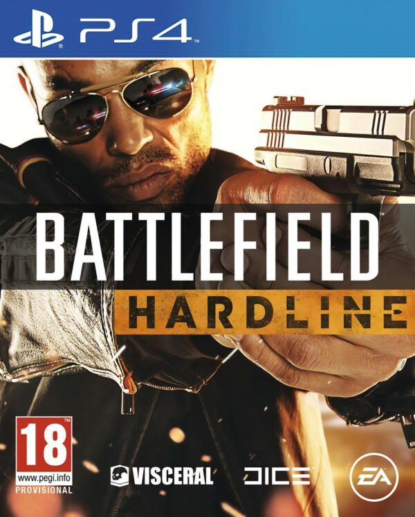 Battlefield Hardline PS4 1