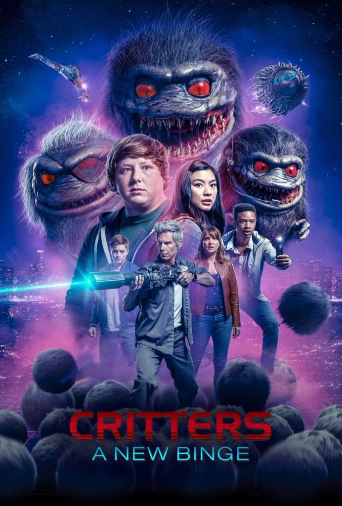 Critters, la série 4