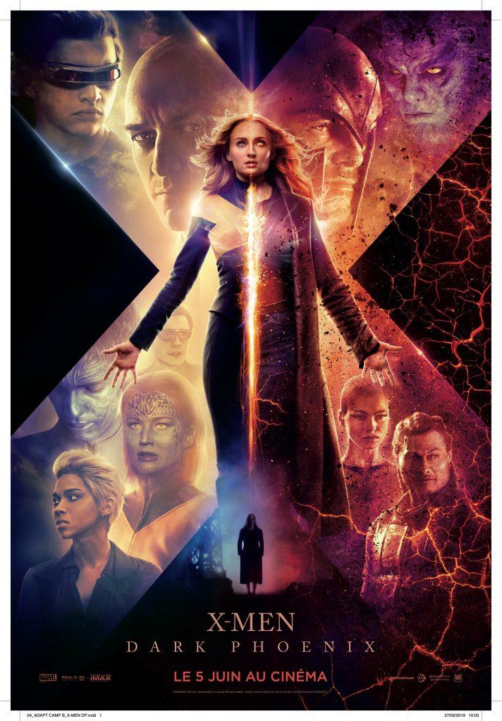 Xmen : Dark Phoenix 1