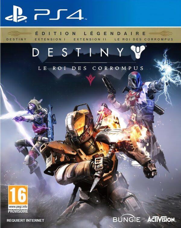 Destiny, le Roi des Corrompus PS4 1