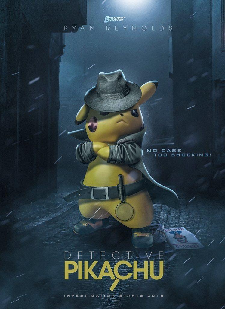 Détective Pikachu 3