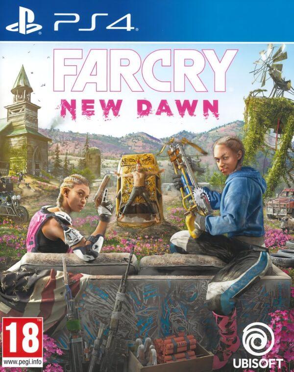 Farcry New Dawn PS4 1