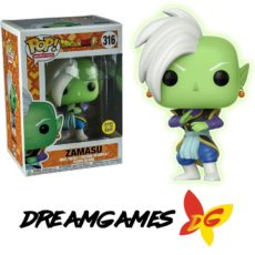 Figurine Pop Dragon Ball Super 316 Zamasu Glows in the Dark Exclusive