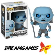 Figurine Pop Game of Thrones 06 White Walker