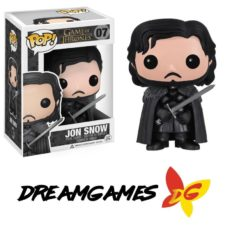 Figurine Pop Game of Thrones 07 Jon Snow