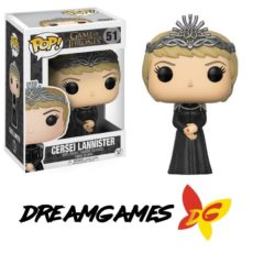 Figurine Pop Game of Thrones 51 Cersei Lannister