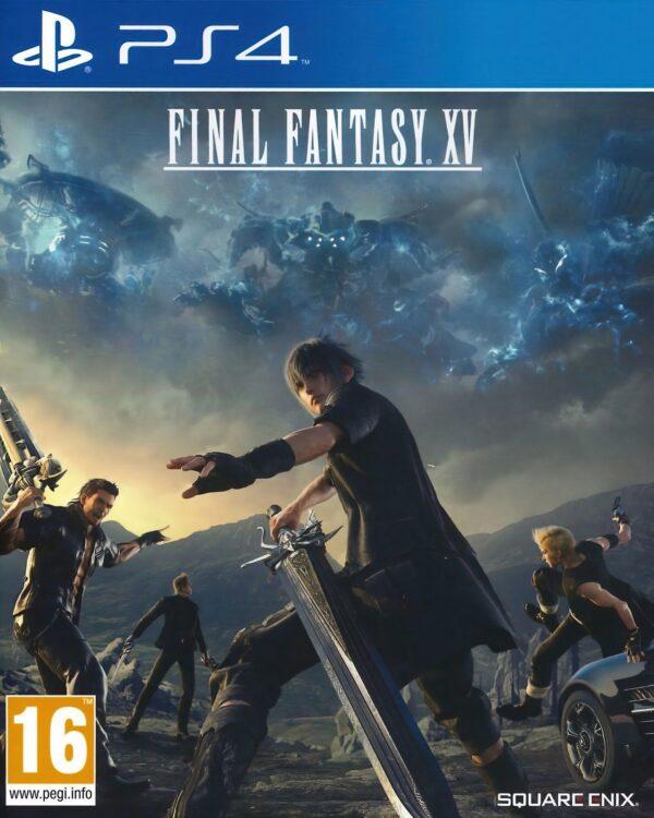 Final Fantasy XV PS4 1