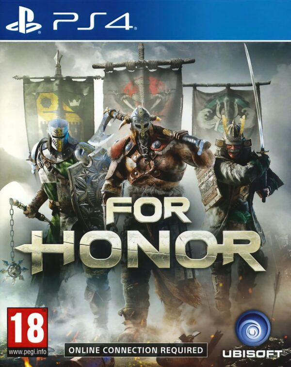 For Honor PS4 1
