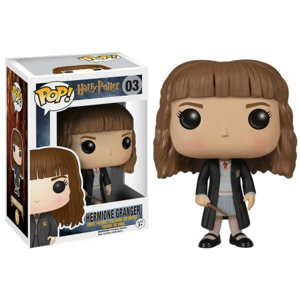 Funko PoP! Harry Potter 03 Hermione Granger (Not mint) 1