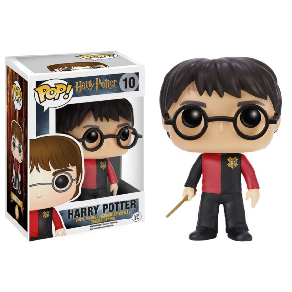 Funko PoP! Harry Potter 10 Harry Potter Triwizard 1