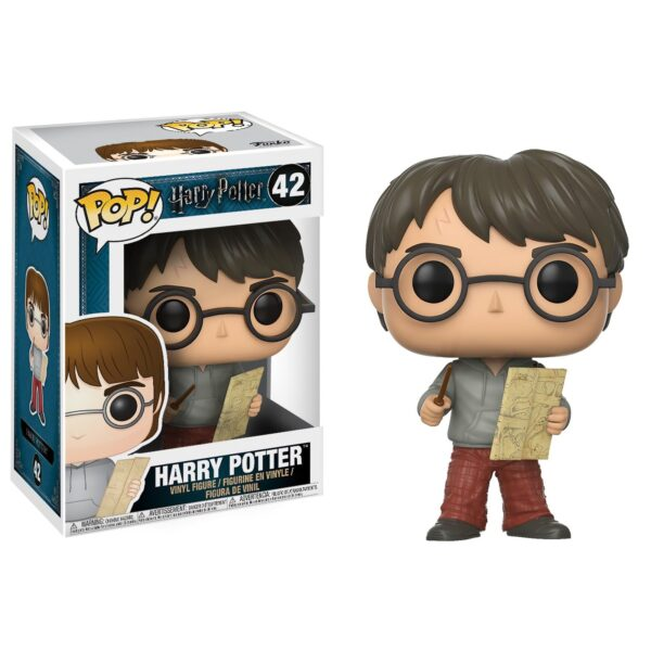 Funko PoP! Harry Potter 42 Harry Potter Marauders Map 1