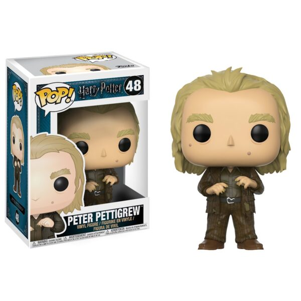 Funko PoP! Harry Potter 48 Peter Pettigrew 1
