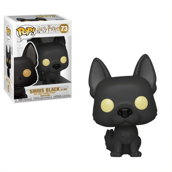 Funko PoP! Harry Potter 73 Sirius Black as Dog (not mint) 1