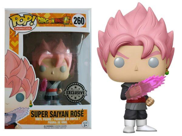 Funko Pop! Dragon Ball 260 Super Saiyan Rosé Exclusive 1