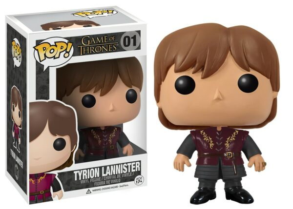 Funko Pop! Game of Thrones 01 Tyrion Lannister 1