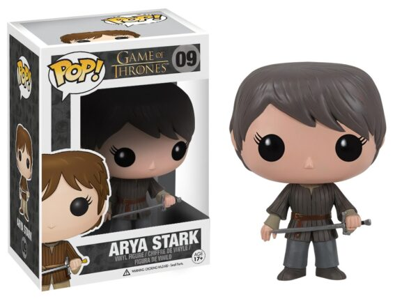 Funko Pop! Game of Thrones 09 Arya Stark 1