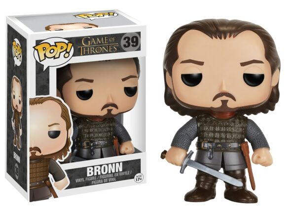 Funko Pop! Game of Thrones 39 Bronn Vaulted ! 1