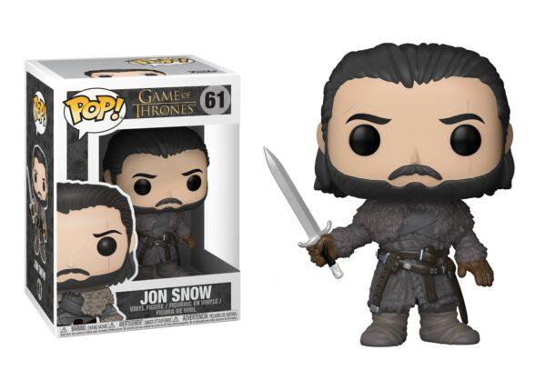 Funko Pop! Game of Thrones 61 Jon Snow Beyond the Wall 1