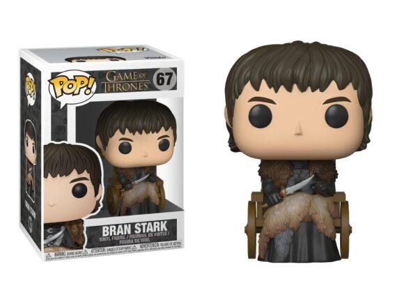 Funko Pop! Game of Thrones 67 Bran Stark Three Eyed Raven 1