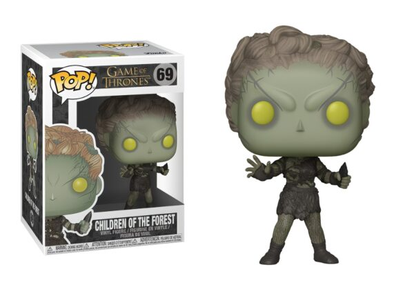 Funko Pop! Game of Thrones 69 Children of the Forest 1