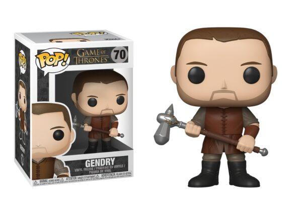 Funko Pop! Game of Thrones 70 Gendry 1