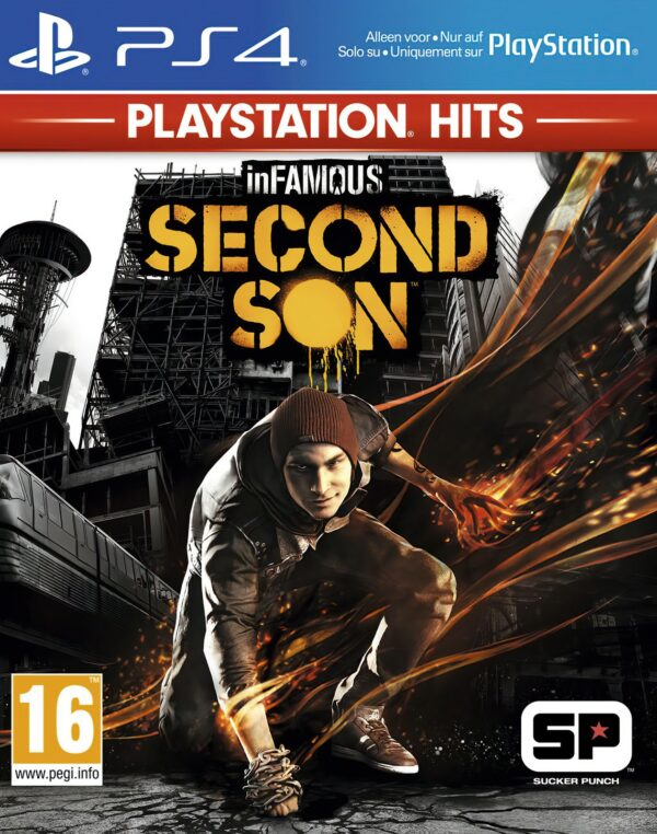 Infamous Second Son PS4 1