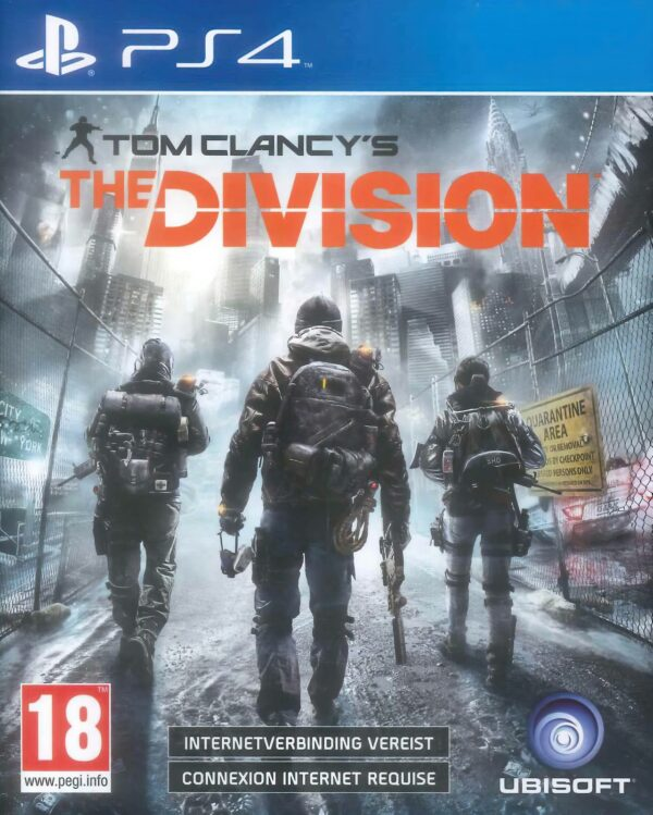The Division PS4 1