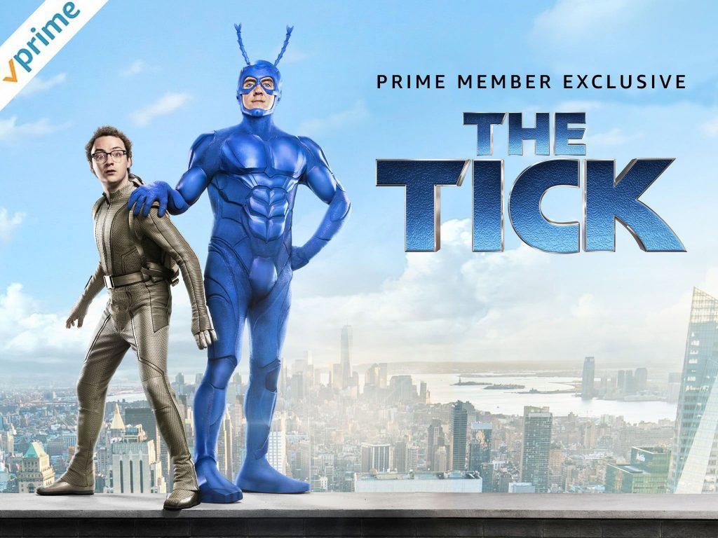 The Tick - Saison 2 1