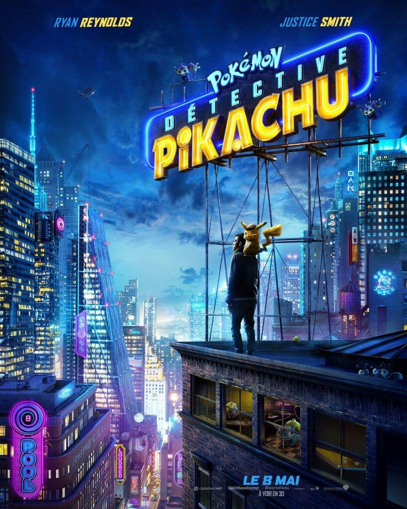 Détective Pikachu 1