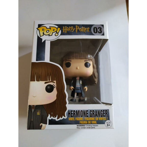 Funko PoP! Harry Potter 03 Hermione Granger (Not mint) 2