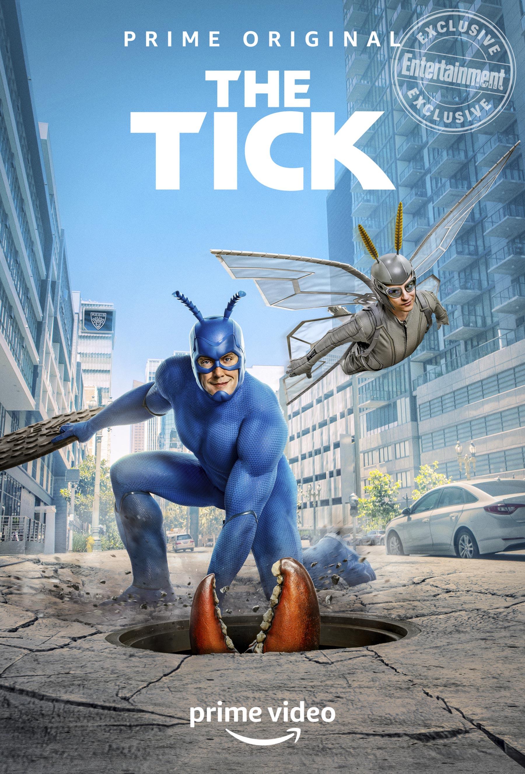 The Tick - Saison 2 2