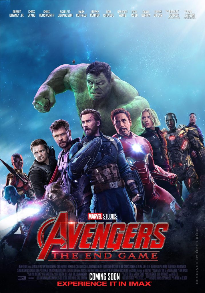 Avengers End Game - Nouvelle Bande-Annonce 2