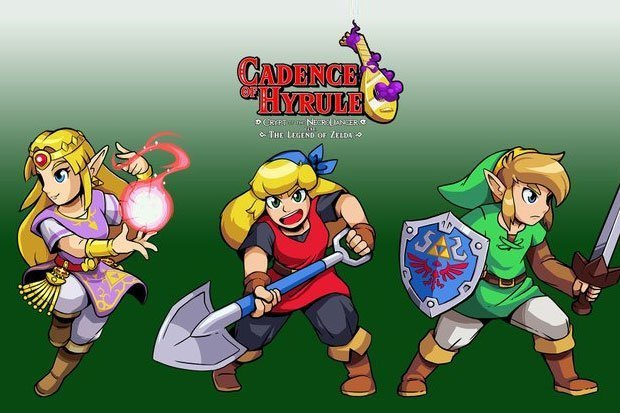 Cadence of Hyrule – Crypt of the NecroDancer Featuring The Legend of Zelda - Bande-Annonce 1