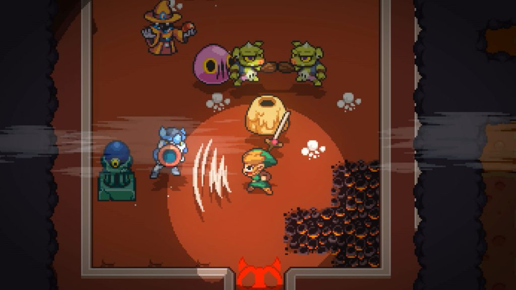 Cadence of Hyrule – Crypt of the NecroDancer Featuring The Legend of Zelda - Bande-Annonce 5