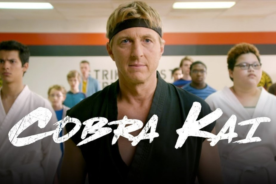 First Look Cobra Kai Season 2 3