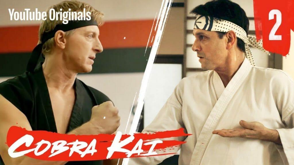 First Look Cobra Kai Season 2 1