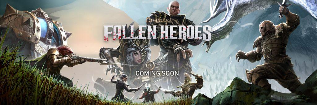 Divinity Fallen Heroes 1