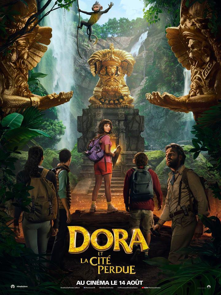 Dora et la Cité Perdue Bande-Annonce 1