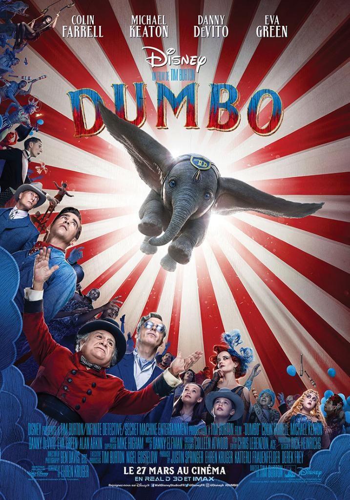 Dumbo est sorti dans les salles ! 2