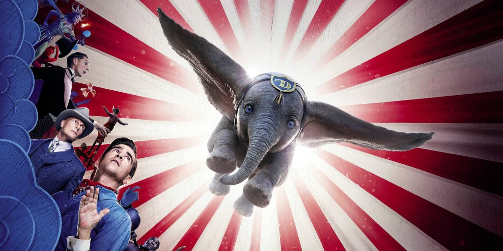 Dumbo est sorti dans les salles ! 1