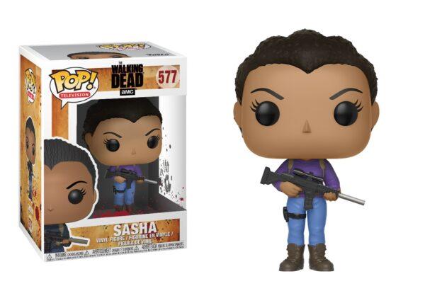 Funko POP! The Walking Dead 577 SASHA 1