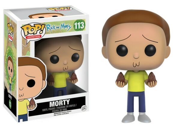 Funko PoP! Rick and Morty 113 MORTY 1