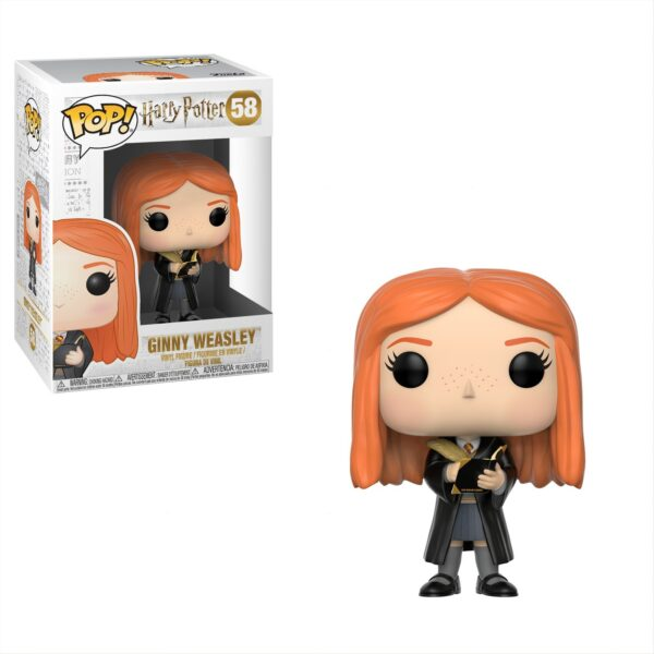 Funko PoP! Harry Potter 58 Ginny with Diary 1