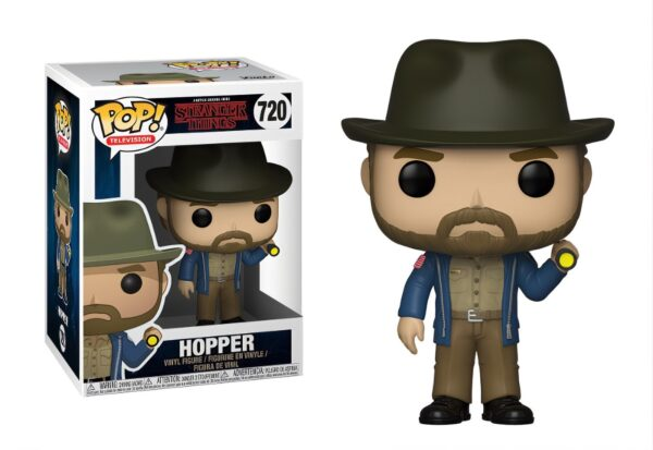 Funko PoP Stranger Things 720 HOPPER 1