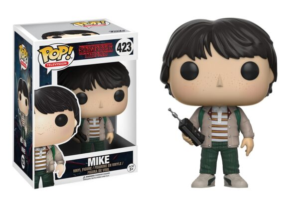 Funko Pop! Television Stranger Things 423 MIKE 1